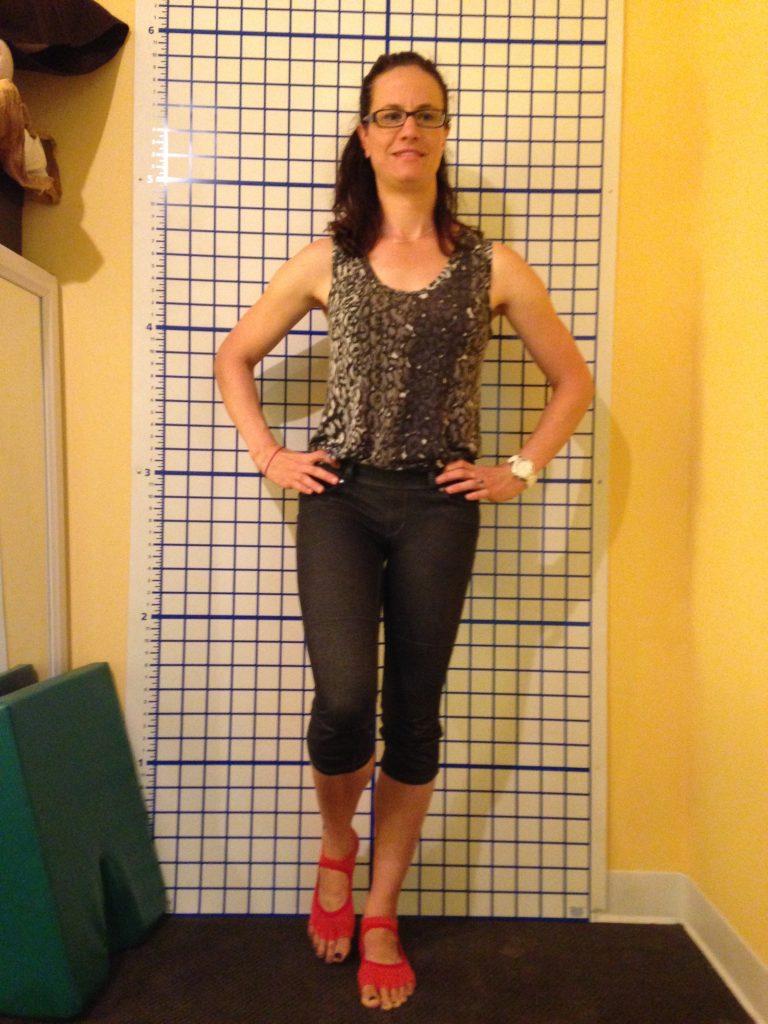level hips in SLS